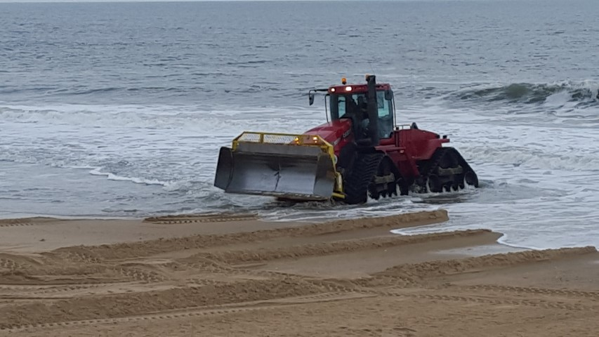 Feds say no to beach replenishment for some delaware for Dnrec fishing report