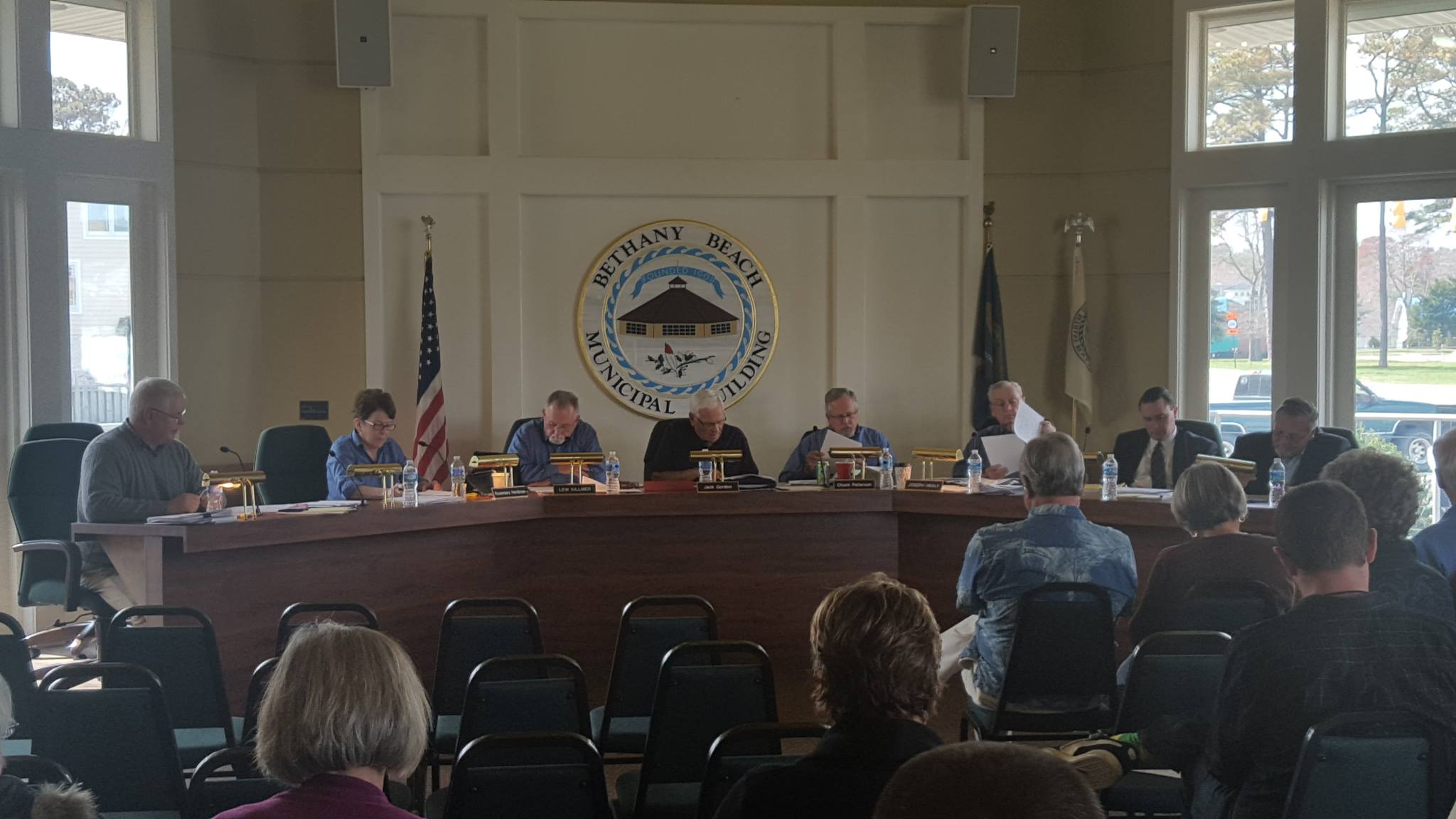 bethany beach town council, delaware, sussex county, dont drill my coast, seismic testing,