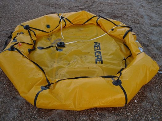 life raft, coast guard, east coast, search and rescue,