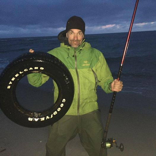 catch a tire, scott wahl, steelgard, goodyear, hatteras, drum run,