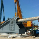 Mighty Mo's' big gun moved to permanent resting place at historic Fort Miles in Cape Henlopen State Park