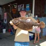 The 2016 Canal Flounder Tournament