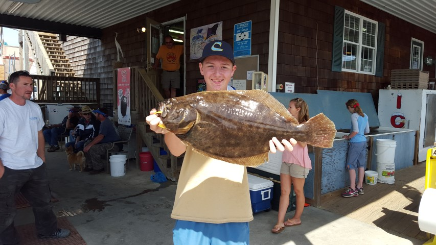 The 2016 canal flounder tournament delaware surf for Lewes harbor marina fishing report