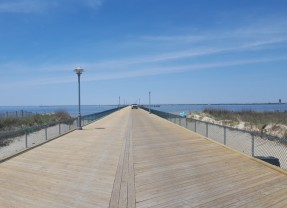 Cape Henlopen Fishing Pier Opens May 25th