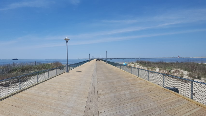 cape henlopen fishing pier opens may 25th delaware surf