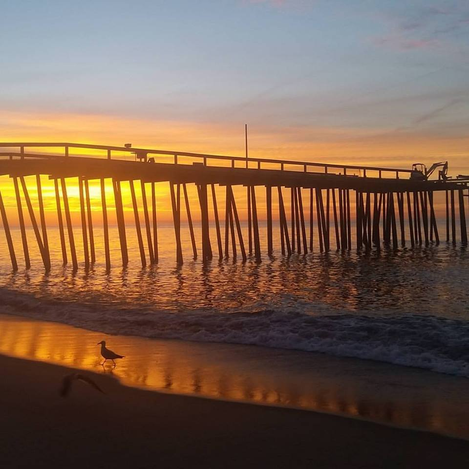 ocean city fishing pier, now open, fishing the atlantic ocean from a pier, maryland, Striped Bass, Bluefish, Croaker, Sand Perch, Sea Trout, Ling Cod, Kingfish, Spot, Cobia, crabbing in ocean city,