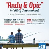 Andy And Opie Fishing Tournament 2016