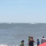 Water Rescue Off Rehoboth Beach