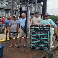 Winning White Marlin In Question Top Prize Withheld By WMO