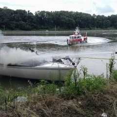 Fish & Wildlife Natural Resources Police respond to multiple boating accidents