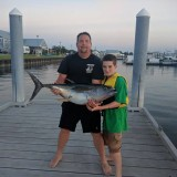 Mahi In The Surf In Jersey and Tuna On Jet Skis