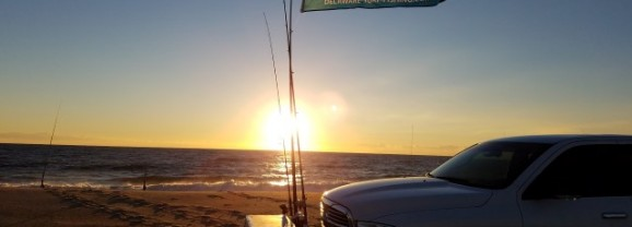Delaware Seashore Fall Surf Fishing Classic 2016