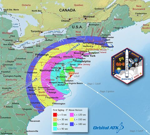 antares launch, cygnus spacecraft, international space station, nasa, wallops flight facility