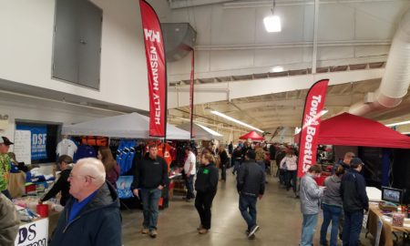 delaware outdoor expo, harrington, state fairgrounds, outdoors show in delaware, fishing, hunting, camping, knives, stickers, sponsors