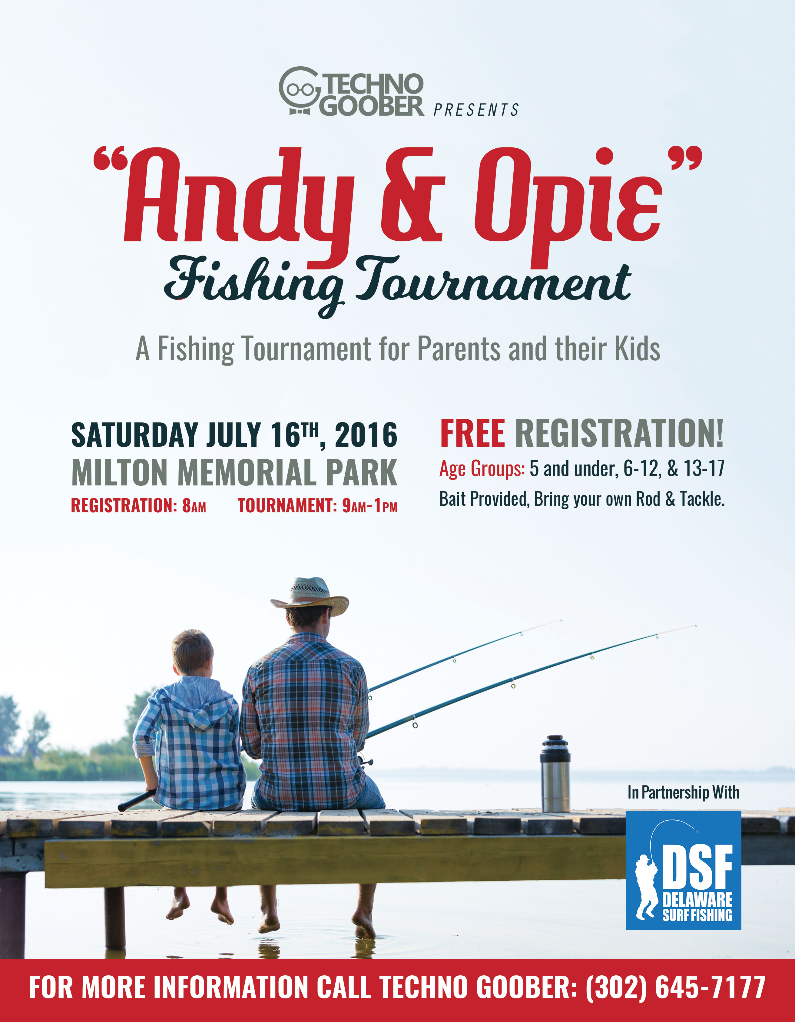 andy and opie fishing tournament, milton, delaware, sussex county