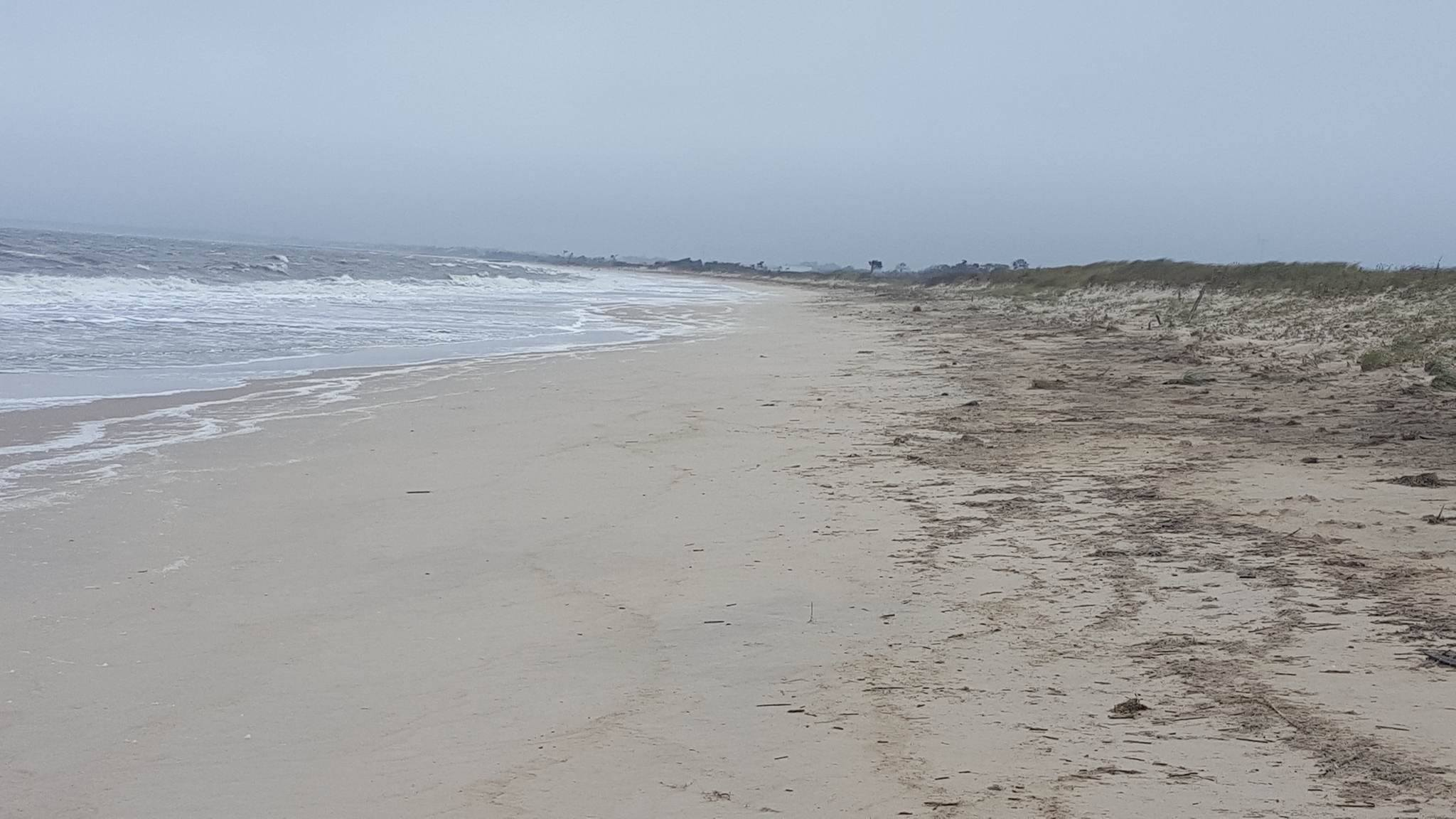 Beach Plum Island State Park, flood of 2016, delaware,sussex county, broadkill beach
