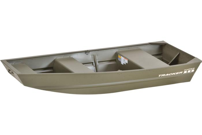 The TRACKER® Topper 1036 Jon boat, Carlisle Marine, delaware outdoor expo giveaway, fairgrouds, harrington,